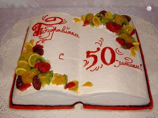 рецепт торт для юбилея с мастики